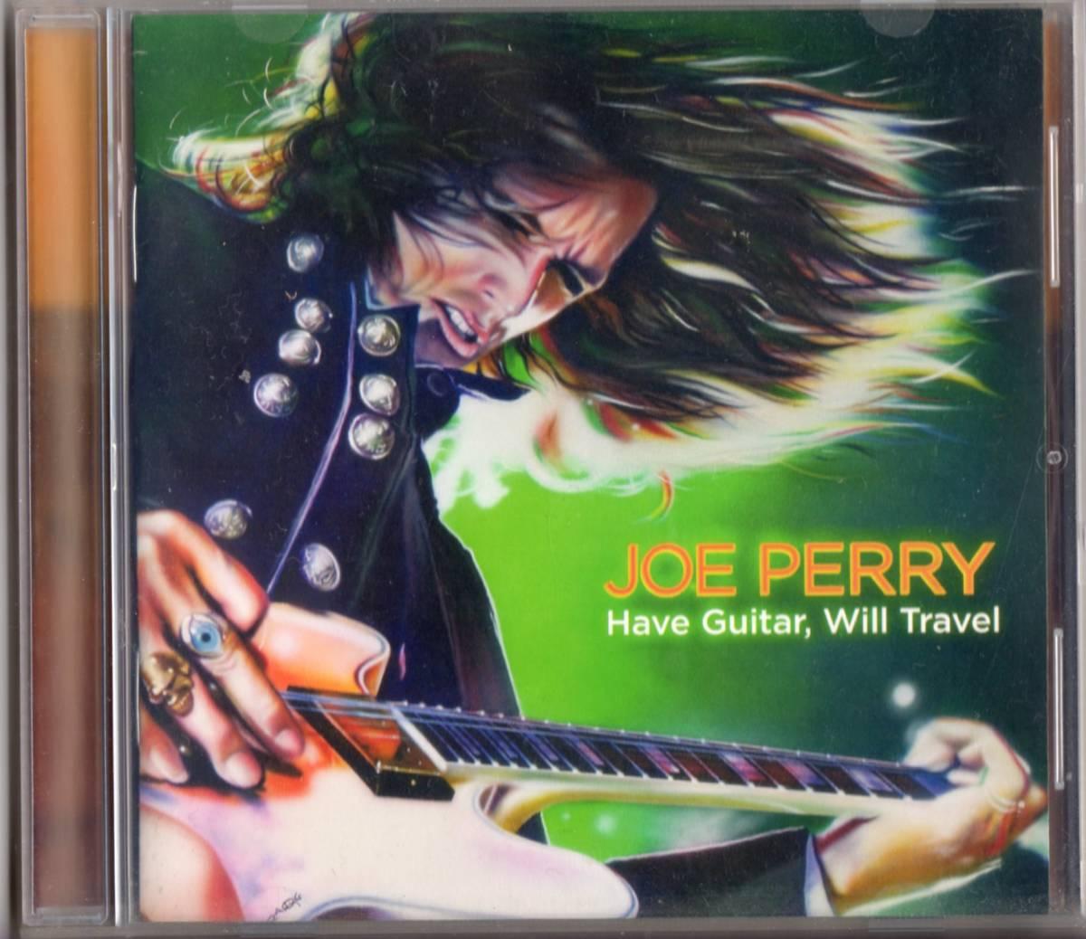 Joe Perryジョー・ペリー /Have Guitar, Will Travel【エアロスミスAerosmith関連ソロ】2009年_画像1