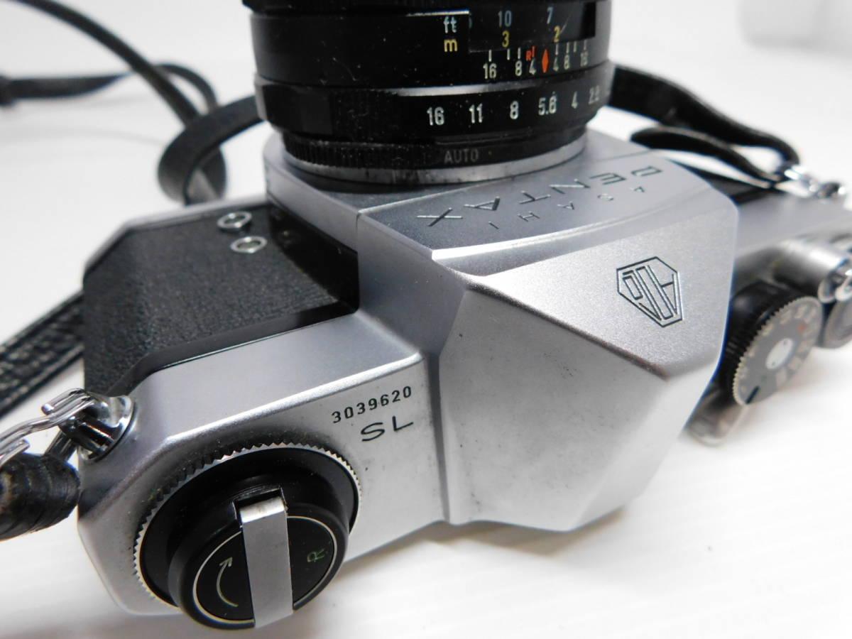 色々宝物??/PENTAX/MF 一眼レフカメラ/ボディ レンズ/色々まとめセット/ZOOM 単焦点 等/SP SL 他/ペンタックス/動未確 ジャンク/管A0126_画像6