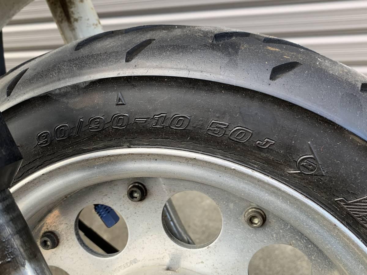 ゴリラ Z50J 49cc GORILLA 滋賀 モンキー エイプ_画像8