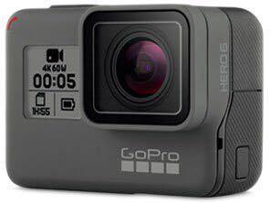 新品、GoProの夢ヨドバシカメラ、HERO6 BLACKCHDHX-601-FW 、夢のお年玉箱_画像2