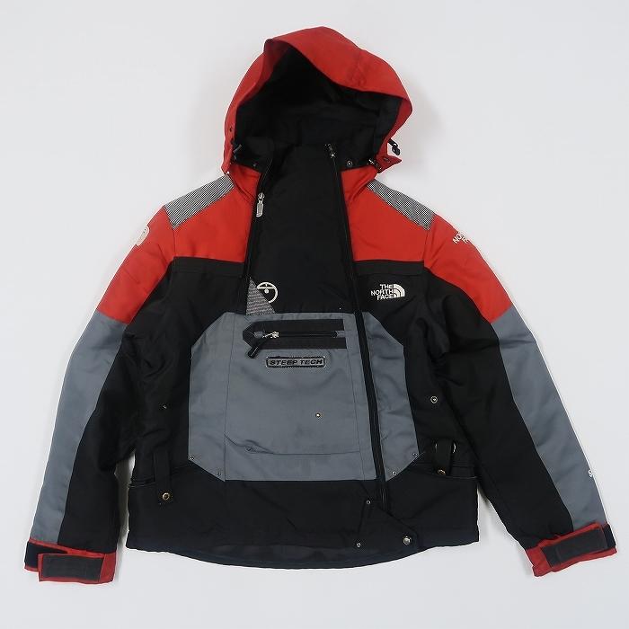 THE NORTH FACE MOUNTAIN STEEP TECH jacket L ノースフェイス ビンテージ スティープ