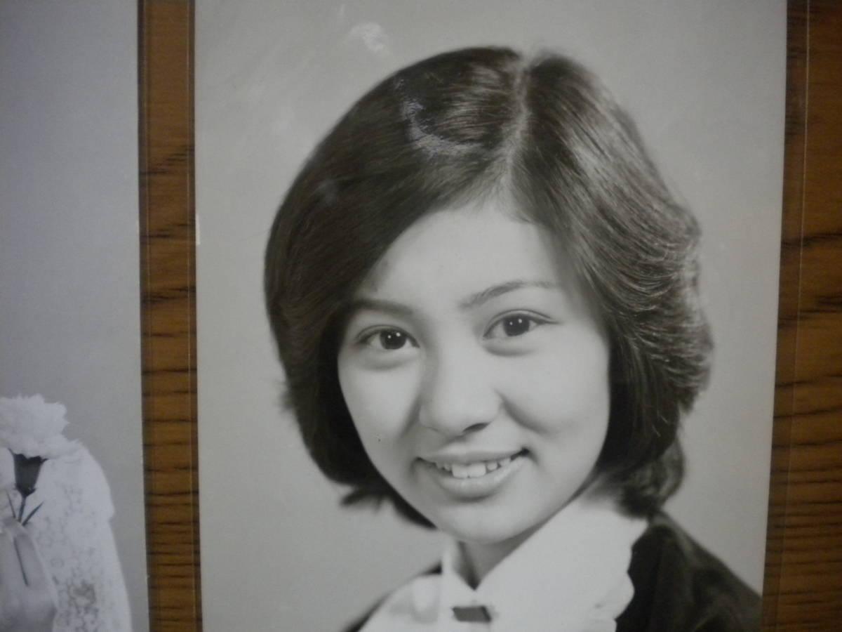 古いプロマイド★「片平なぎさ」★未使用品_画像3