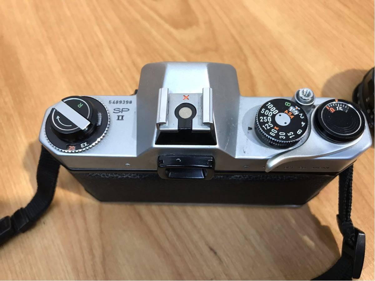 ASAHI PENTAX SPOTMATIC カメラ ボディ レンズ FISH-EYE-TAKUMAR 1:4/17 中古品 動作未確認 ジャンク品_画像5