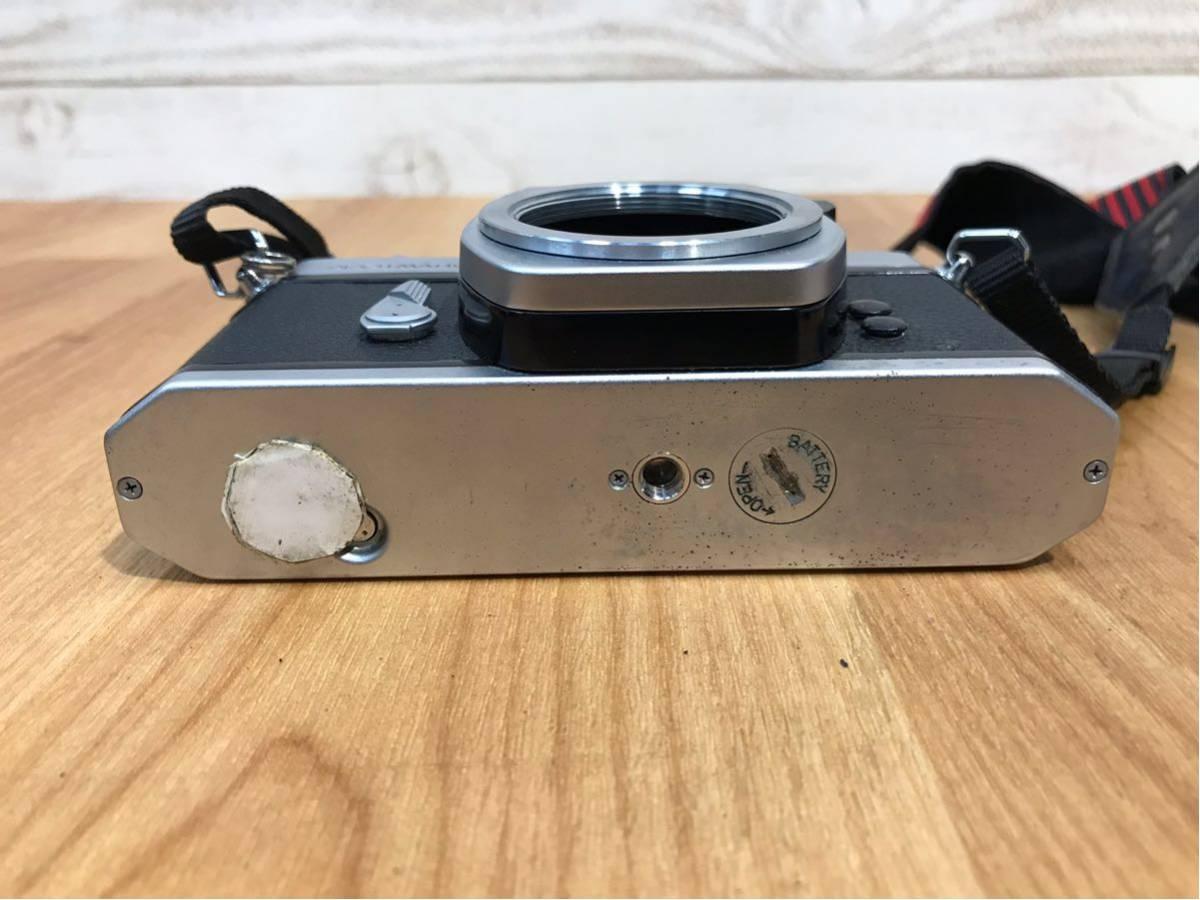 ASAHI PENTAX SPOTMATIC カメラ ボディ レンズ FISH-EYE-TAKUMAR 1:4/17 中古品 動作未確認 ジャンク品_画像9