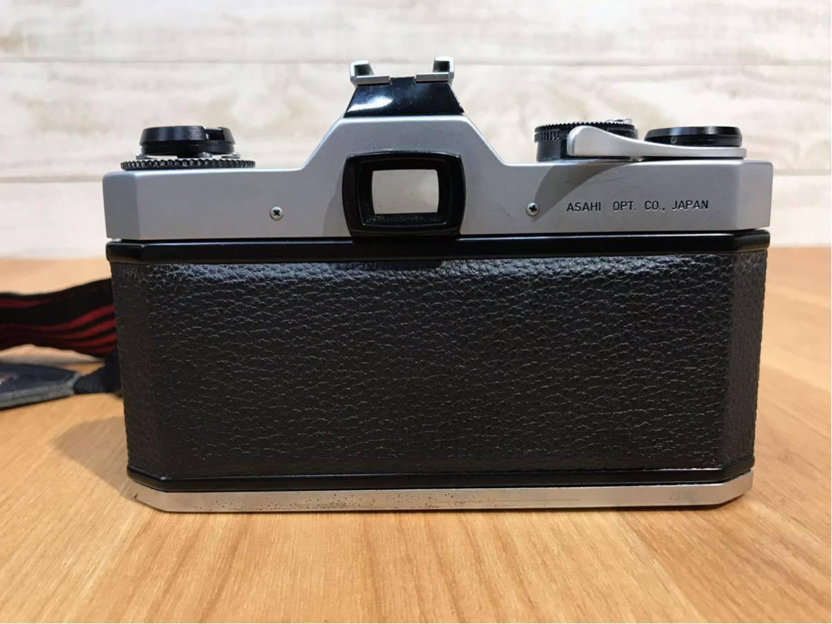 ASAHI PENTAX SPOTMATIC カメラ ボディ レンズ FISH-EYE-TAKUMAR 1:4/17 中古品 動作未確認 ジャンク品_画像6