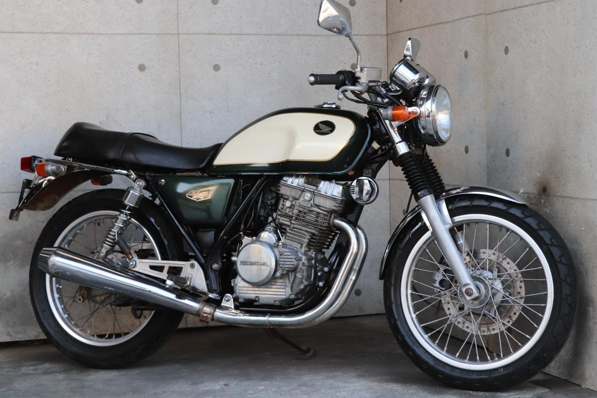 横浜~ HONDA GB250 クラブマン 後期 1995年モデル S型 綺麗 好調