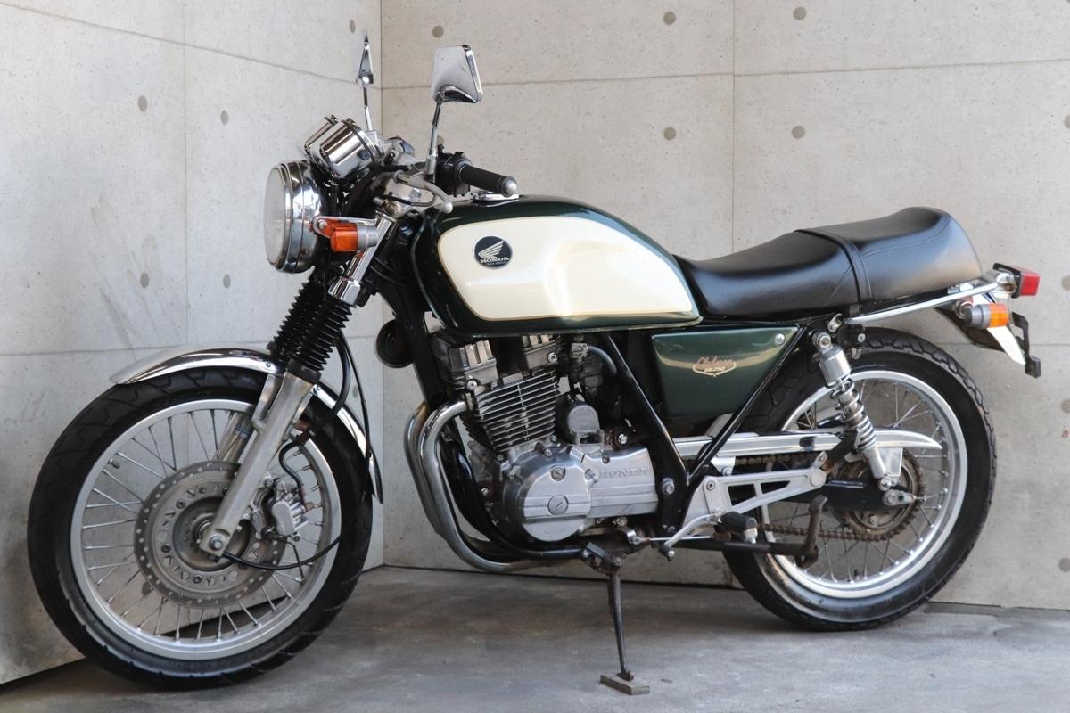 横浜~ HONDA GB250 クラブマン 後期 1995年モデル S型 綺麗 好調_画像3