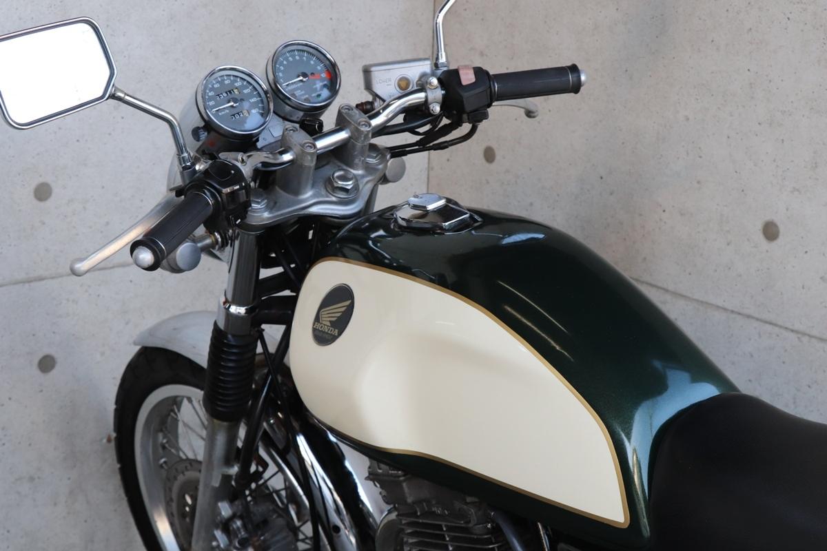 横浜~ HONDA GB250 クラブマン 後期 1995年モデル S型 綺麗 好調_画像7