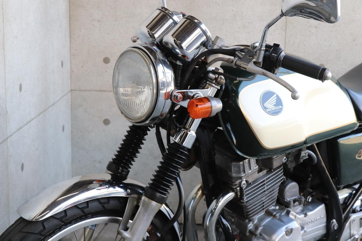 横浜~ HONDA GB250 クラブマン 後期 1995年モデル S型 綺麗 好調_画像9