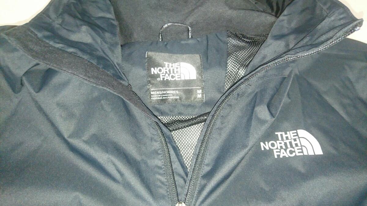 THE NORTH FACE ジャケット M ザ・ノース・フェイス フード付き 日本未発売 正規品 新品 未使用_画像2