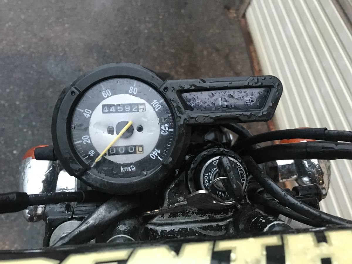 ヤマハ トリッカー 250 落札後返品可 オフロード 動画あり 1スタ (検 シェルパ KLX XL CRM CR D-トラッカー トリッカー セロー XT_画像7
