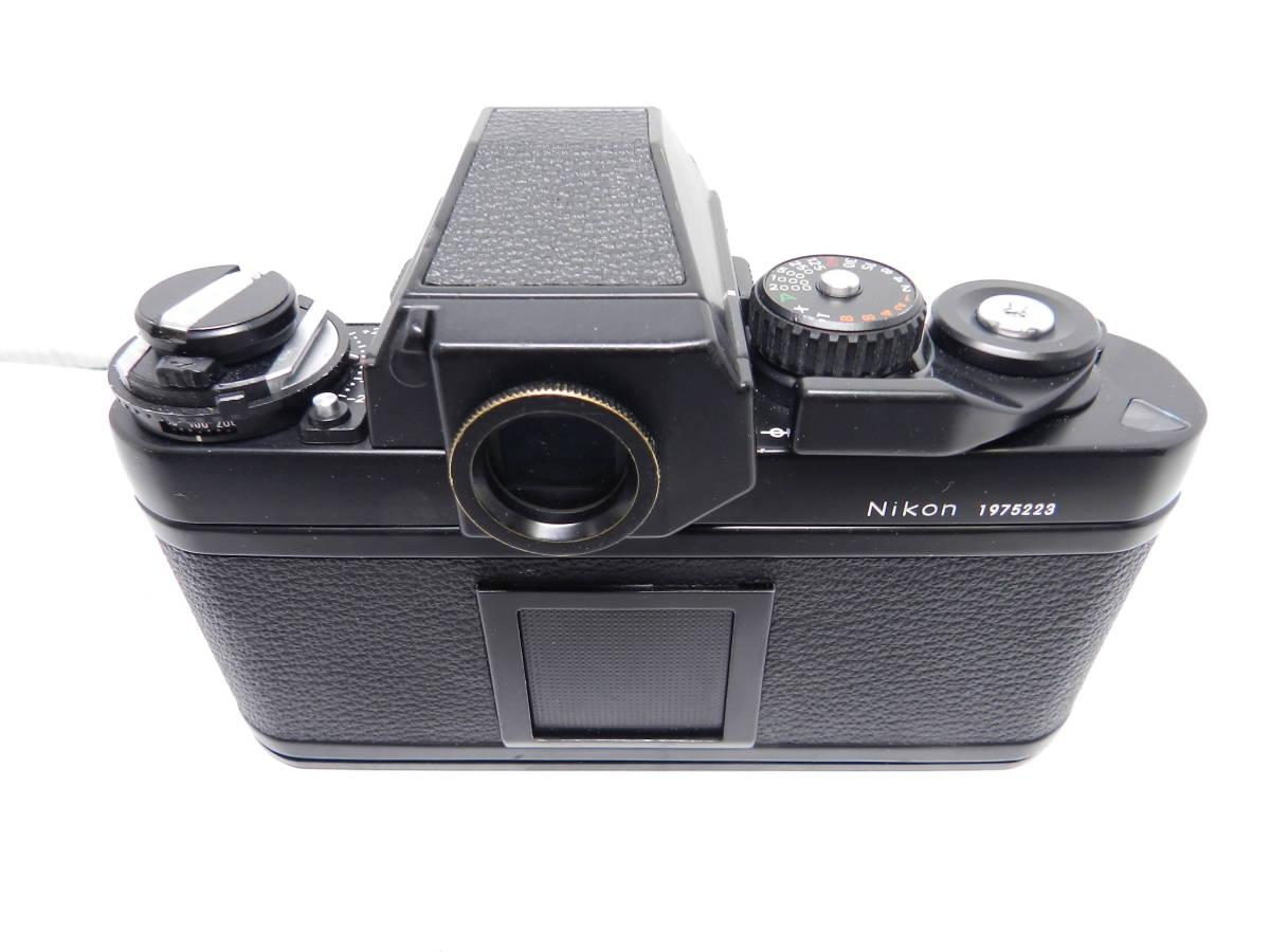 NIKON ニコン/一眼レフカメラ/F3 アイレベル ボディ/MF フィルムカメラ/完動品/管Y0105_画像5