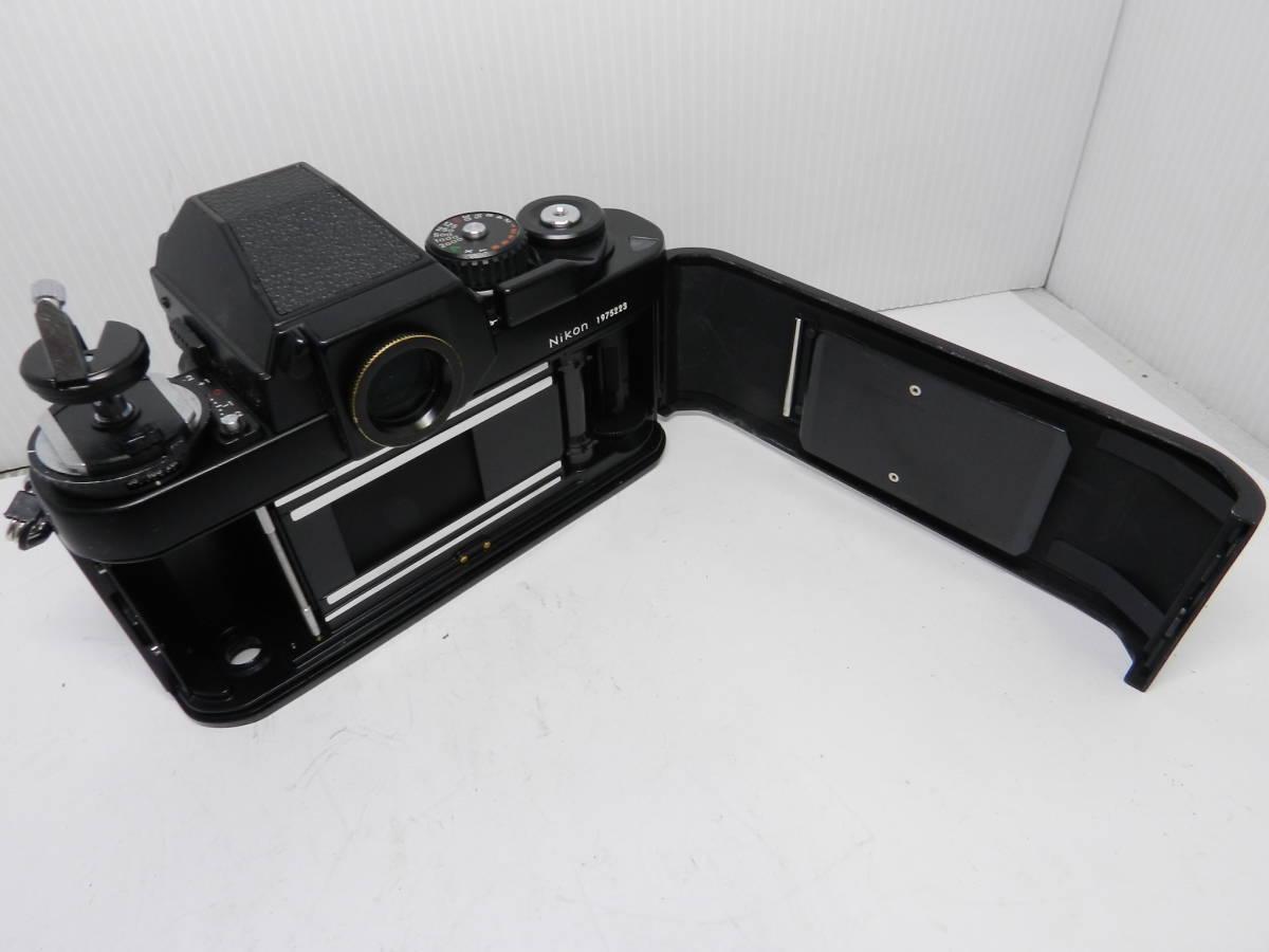 NIKON ニコン/一眼レフカメラ/F3 アイレベル ボディ/MF フィルムカメラ/完動品/管Y0105_画像7