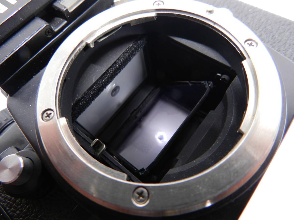 NIKON ニコン/一眼レフカメラ/F3 アイレベル ボディ/MF フィルムカメラ/完動品/管Y0105_画像2
