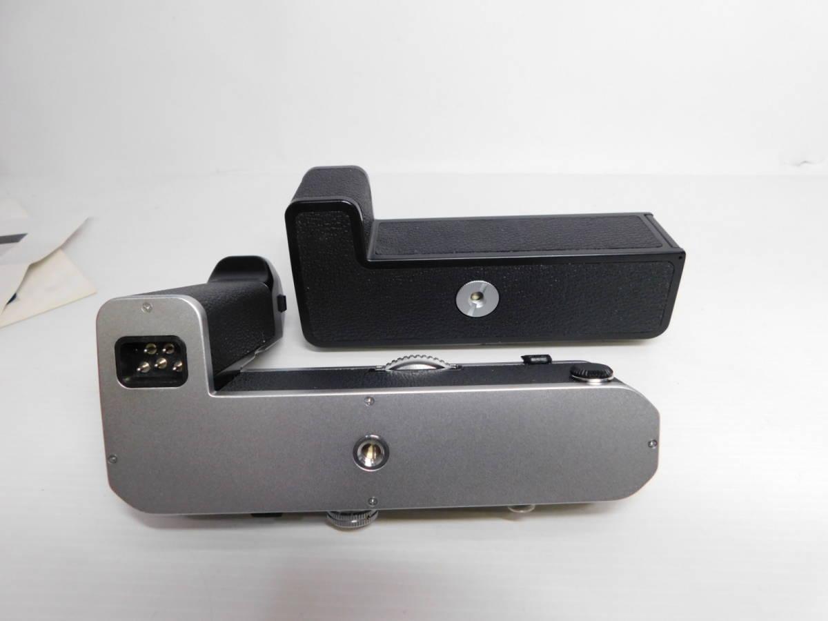 希少!!未使用品!!/NIKON/F2用 モータードライブ MD-2 バッテリーパック MB-1/デッドストック/ニコン カメラアクセサリー/箱 取説付/管A0139_画像6