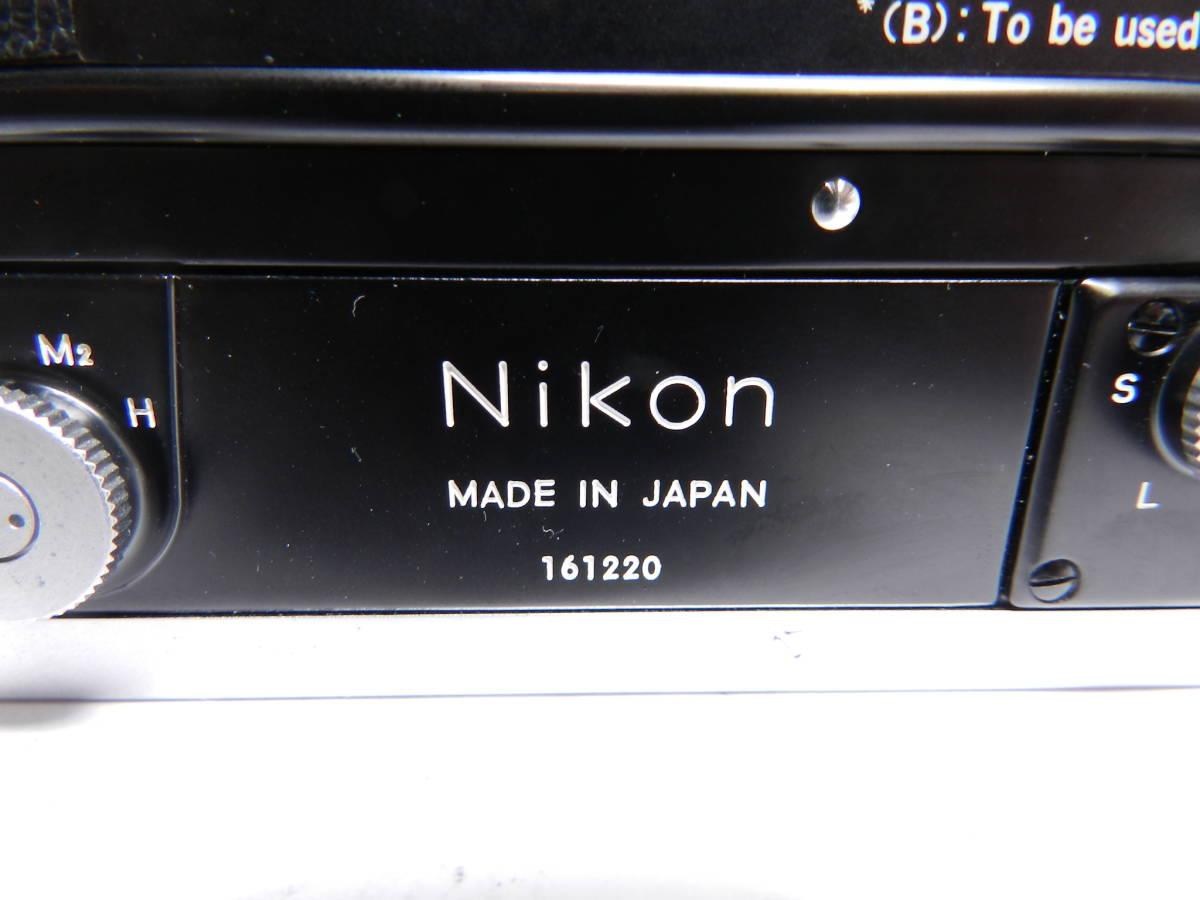希少!!未使用品!!/Nikon F用モータードライブ F-36+バッテリーパック 箱付き 他/まとめ/デッドストック/ニコン/カメラアクセサリー/管A0138_画像5