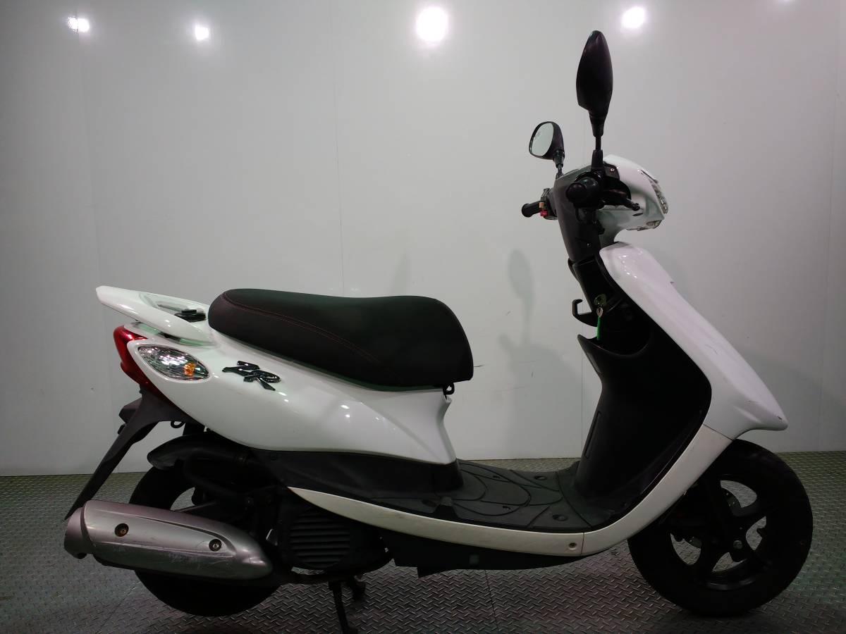ZR YAMAHA ヤマハ 50cc 原付スクーター