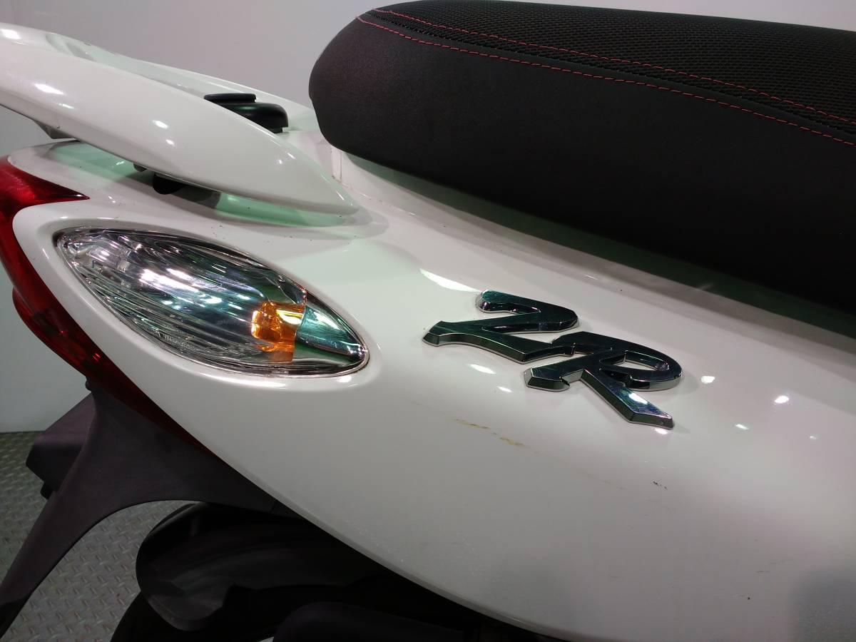ZR YAMAHA ヤマハ 50cc 原付スクーター _画像2