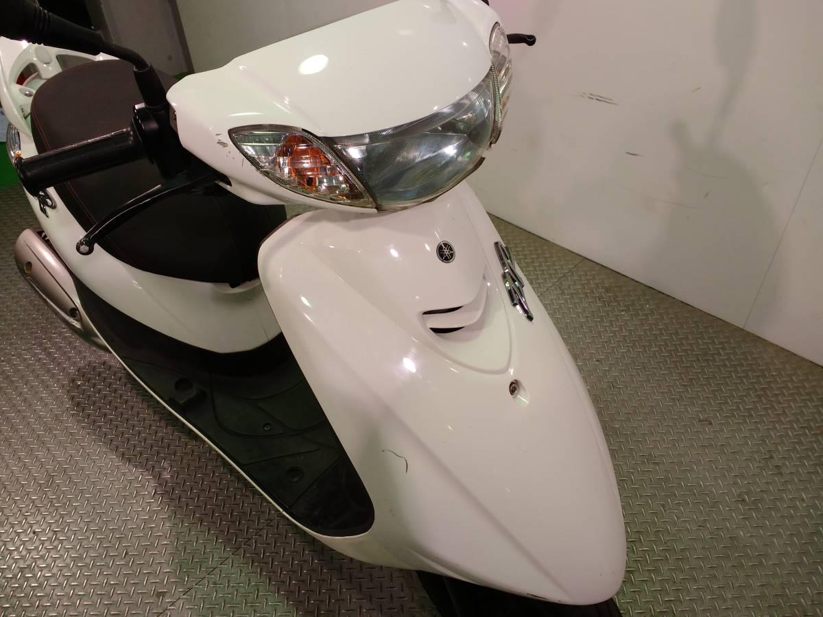 ZR YAMAHA ヤマハ 50cc 原付スクーター _画像3