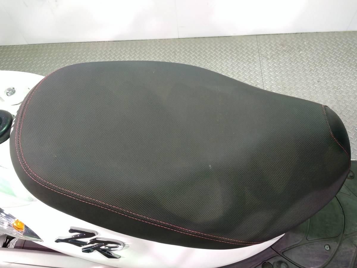 ZR YAMAHA ヤマハ 50cc 原付スクーター _画像5
