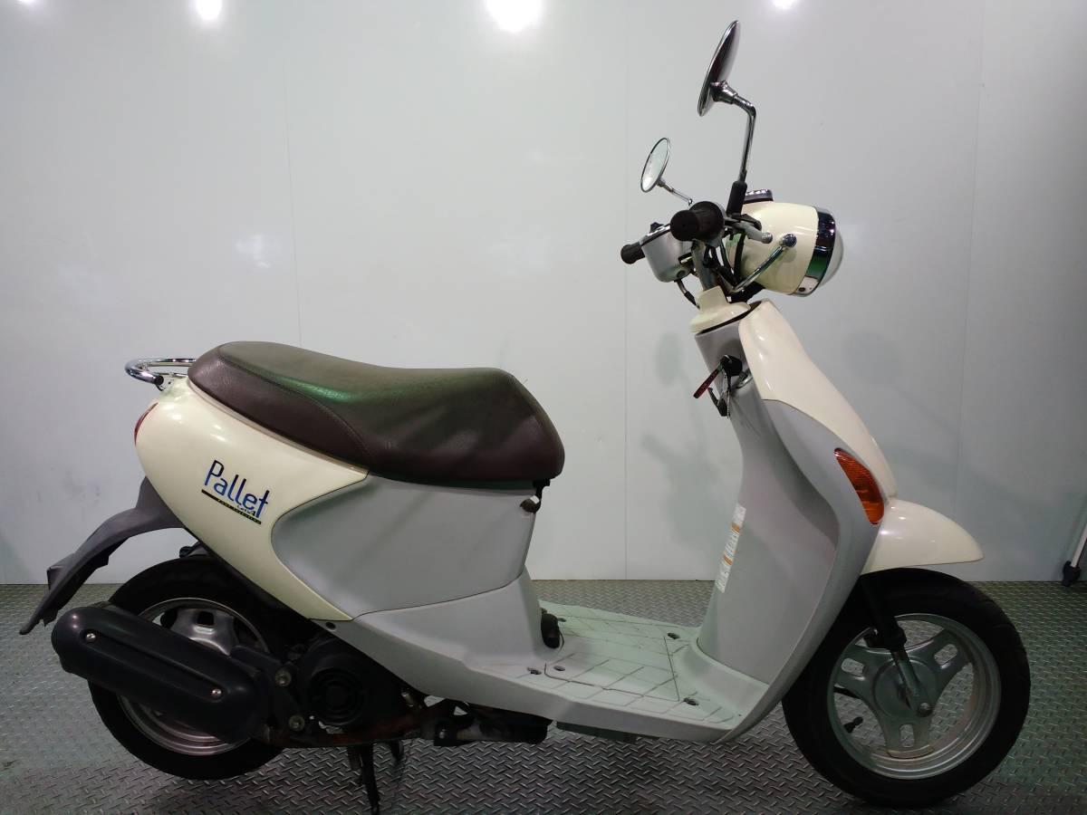 レッツ4パレット Let`s4Pallet スズキ SUZUKI 50cc 原付 スクーター CA45A