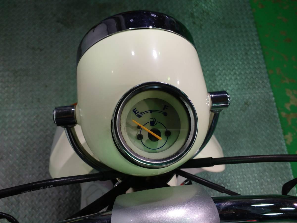 レッツ4パレット Let`s4Pallet スズキ SUZUKI 50cc 原付 スクーター CA45A_画像10