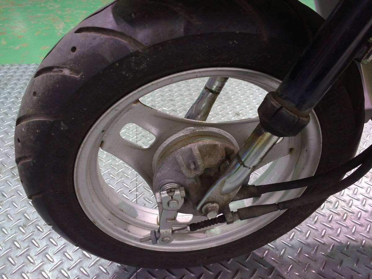 レッツ4パレット Let`s4Pallet スズキ SUZUKI 50cc 原付 スクーター CA45A_画像6