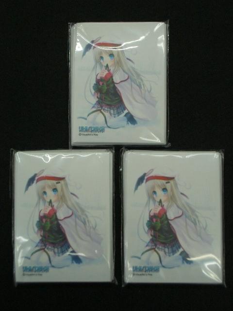 Lycee リセ~リトルバスターズ~非売品スリーブ「能美クドリャフカ」60枚セット①新品・未開封品