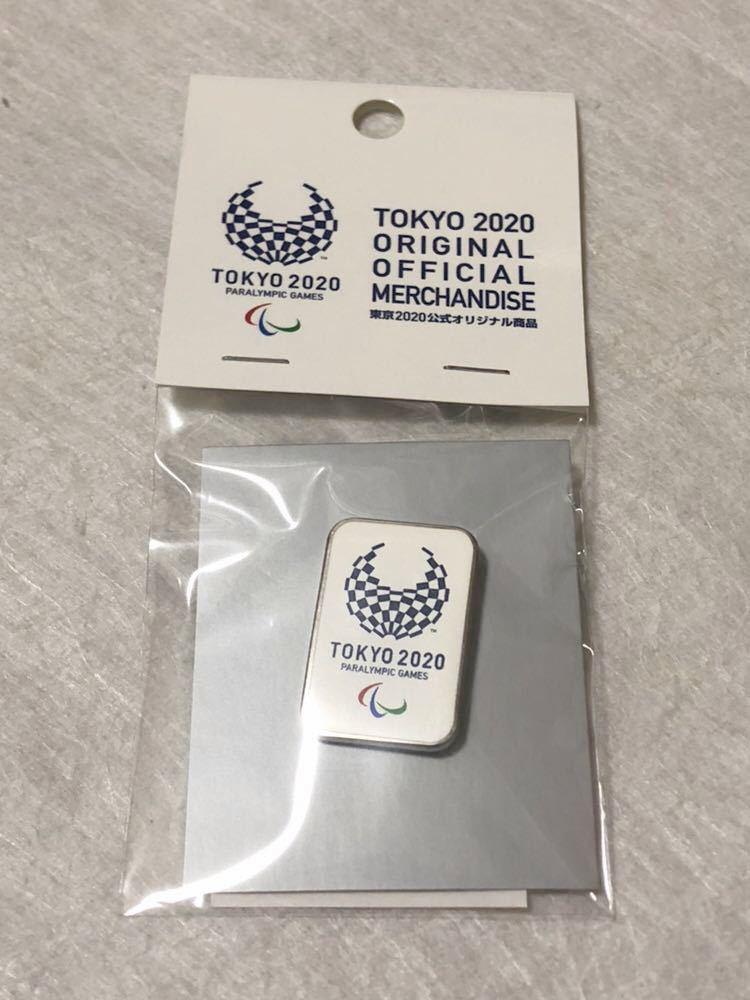 ★即決★新品★ 東京2020パラリンピック エンブレム ピンバッジ スクウェア ★東京2020オリンピック★ピンバッチ_画像1