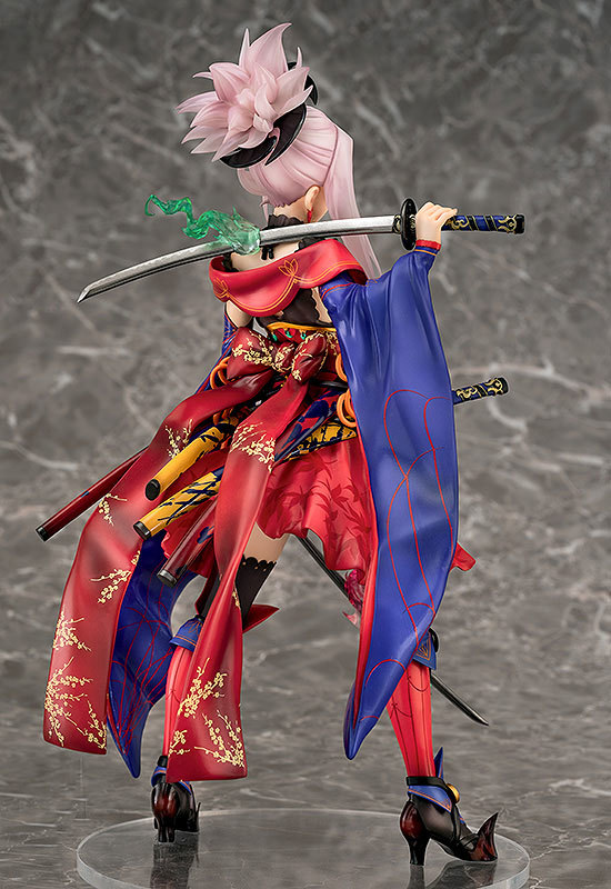 Fate/Grand Order セイバー/宮本武蔵 1/7スケール 完成品フィギュア [ファット・カンパニー]_画像5