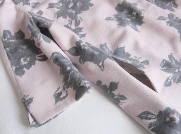 ◆レストローズ  LEST ROSE フラワー 花柄 ワンピース_画像3