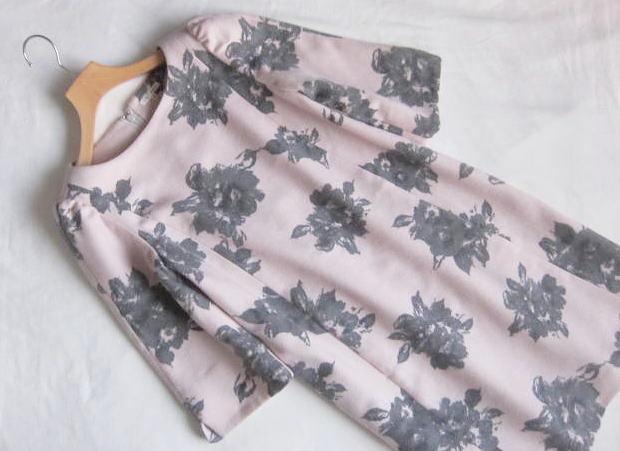 ◆レストローズ  LEST ROSE フラワー 花柄 ワンピース_画像2