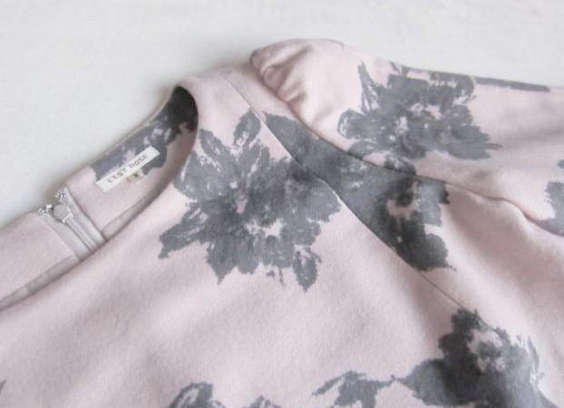 ◆レストローズ  LEST ROSE フラワー 花柄 ワンピース_画像4