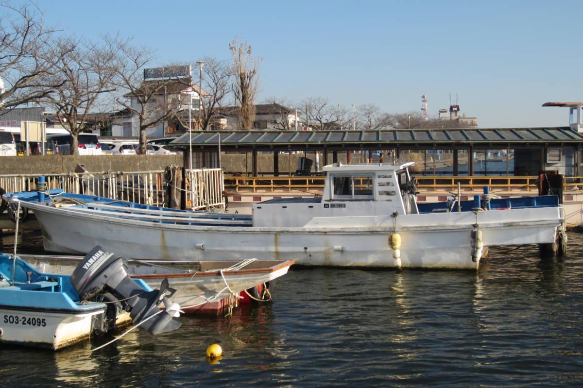 平金造船所 和船 35ft_画像4