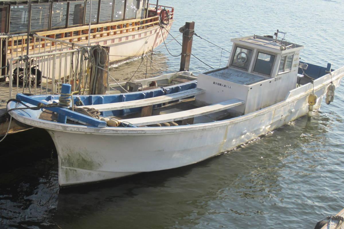平金造船所 和船 35ft_画像1