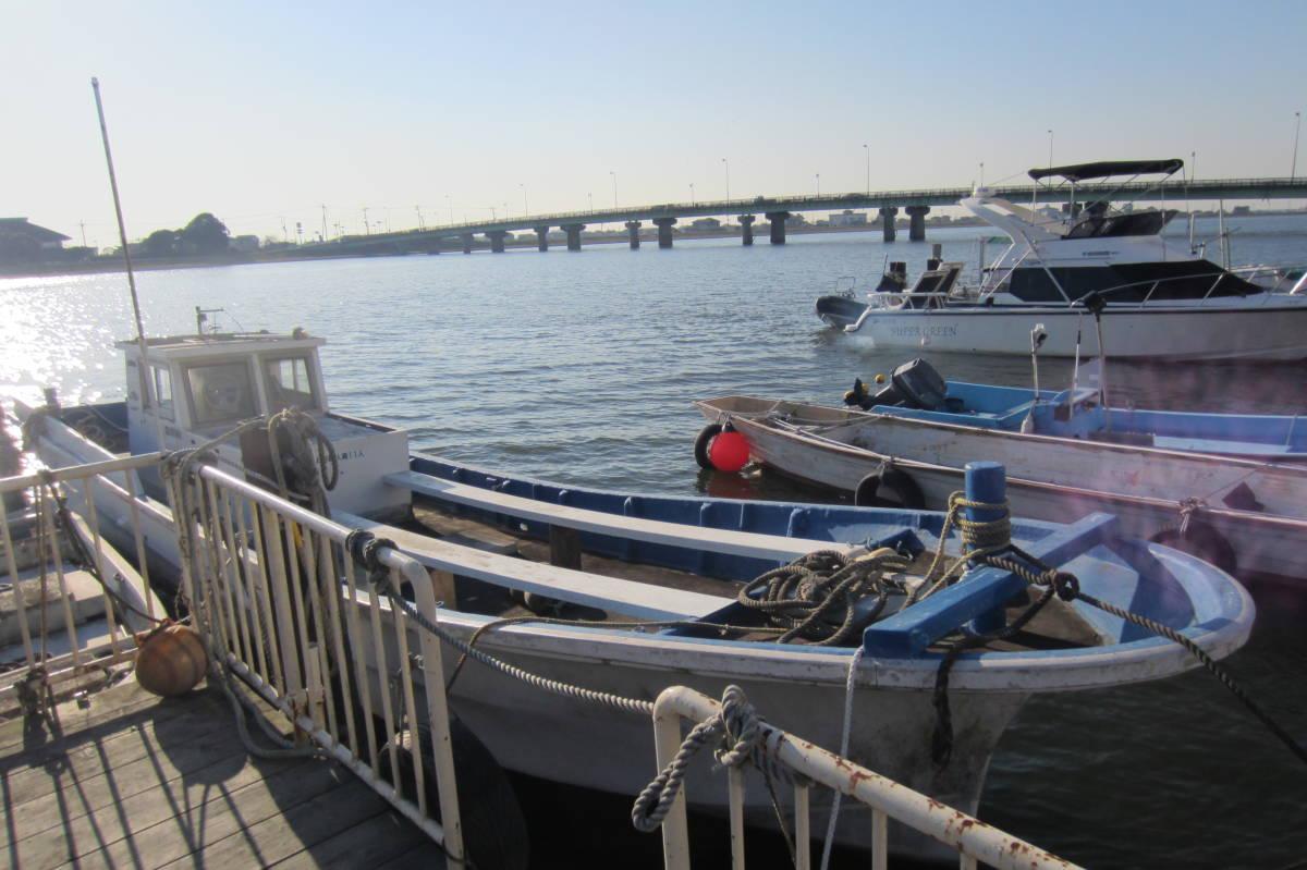 平金造船所 和船 35ft_画像3