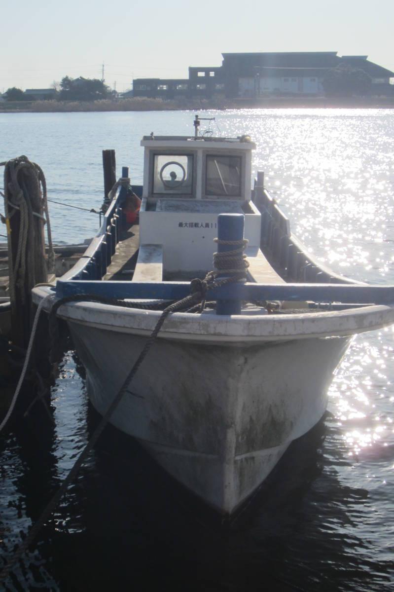 平金造船所 和船 35ft_画像2