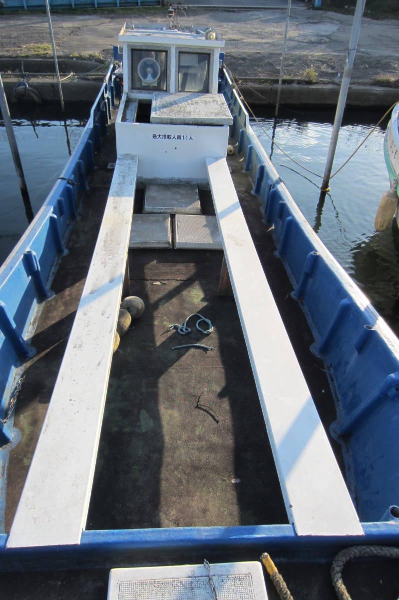 平金造船所 和船 35ft_画像5