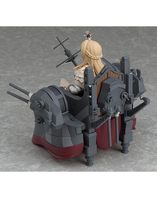 【新品未開封】figma 艦隊これくしょん 艦これ Warspite(ウォースパイト)限定_画像4