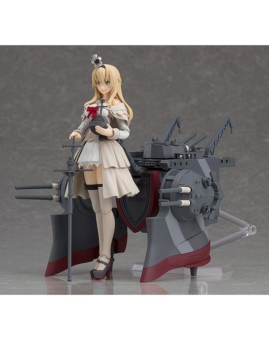 【新品未開封】figma 艦隊これくしょん 艦これ Warspite(ウォースパイト)限定_画像8