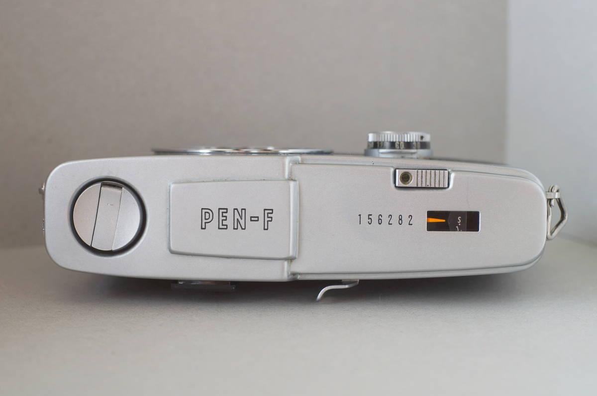 銀塩フイルムカメラ OLYMPUS-PEN PEN-F_画像2