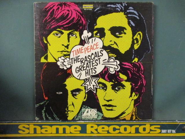 The Rascals : Greatest Hits LP // Groovin' / 5点で送料無料_画像1