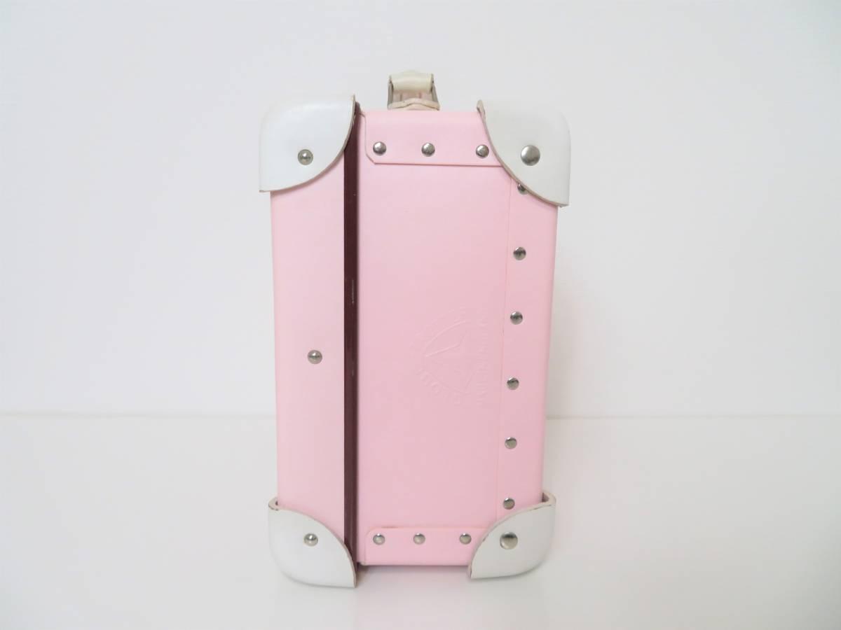 【限定色】グローブトロッター X The Liberty fabric studio ジュエル リバティプリント 9インチ ミニユーティリティケース トランクケース_画像3