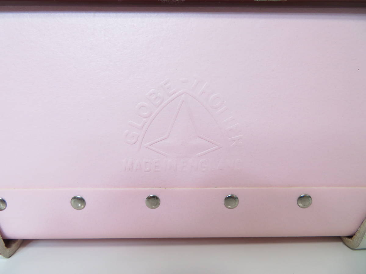 【限定色】グローブトロッター X The Liberty fabric studio ジュエル リバティプリント 9インチ ミニユーティリティケース トランクケース_画像7