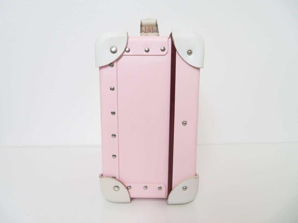 【限定色】グローブトロッター X The Liberty fabric studio ジュエル リバティプリント 9インチ ミニユーティリティケース トランクケース_画像4