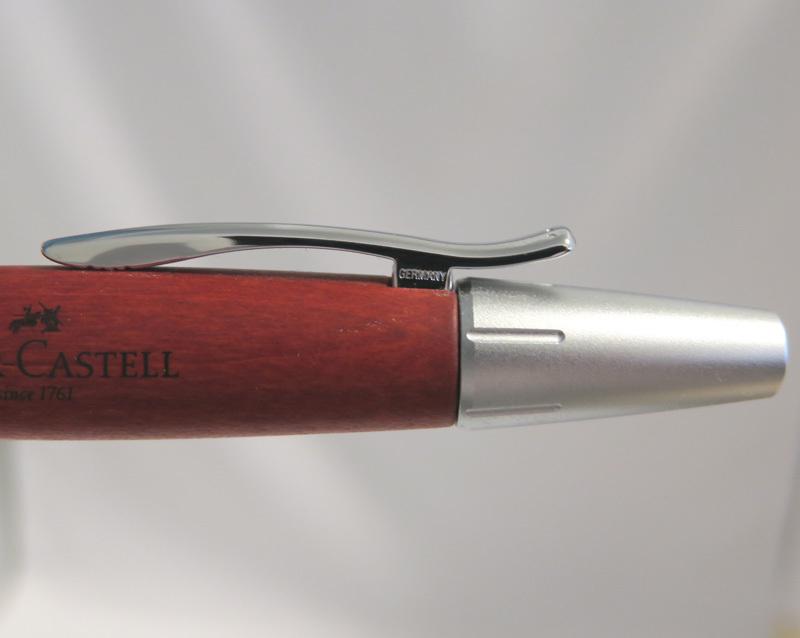 ファーバーカステル FABER CASTELL ボールペン エモーション 148382か148330? 木製パーツ_画像5