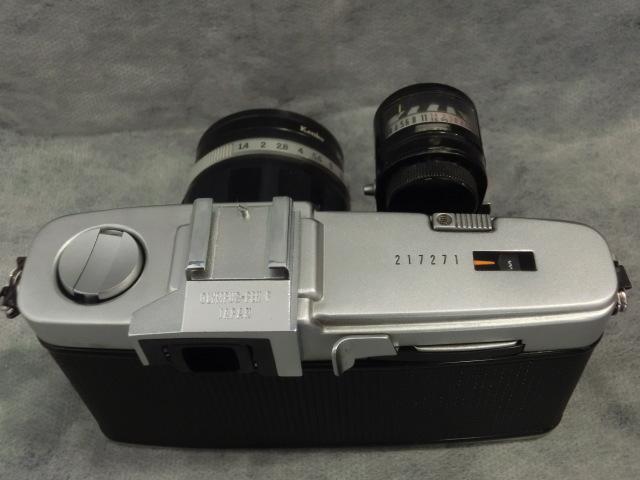 オリンパス OLYMPUS-PEN F G.Zuiko Auto-s 1:1.4 f=40mmジャンク_画像5