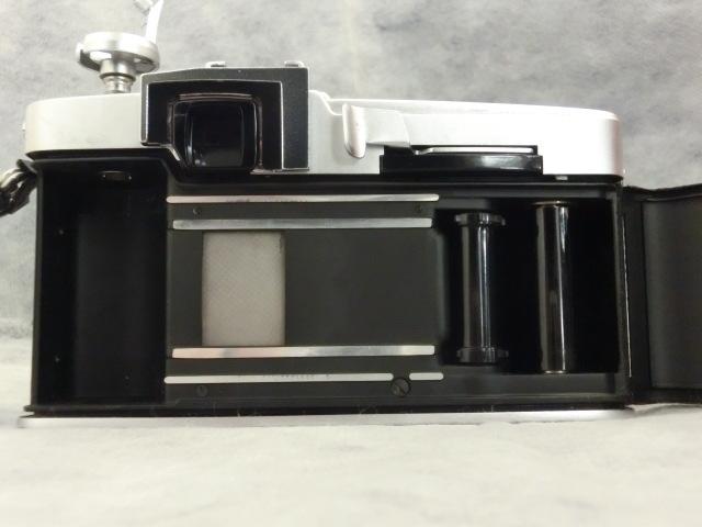 オリンパス OLYMPUS-PEN F G.Zuiko Auto-s 1:1.4 f=40mmジャンク_画像7