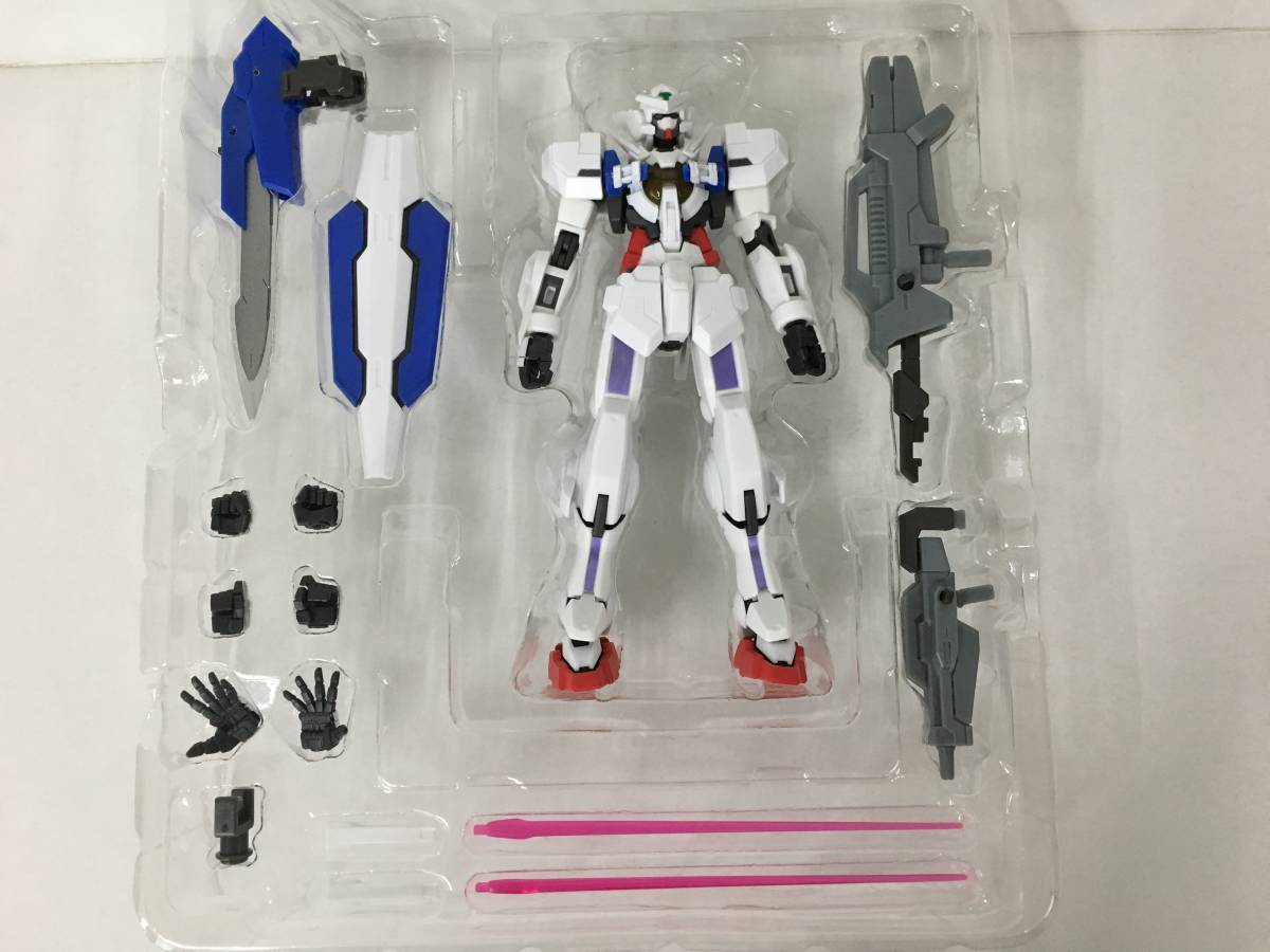 【eo0465-65】ROBOT魂 バンダイ機動戦士ガンダム00P ガンダムアストレア_画像4