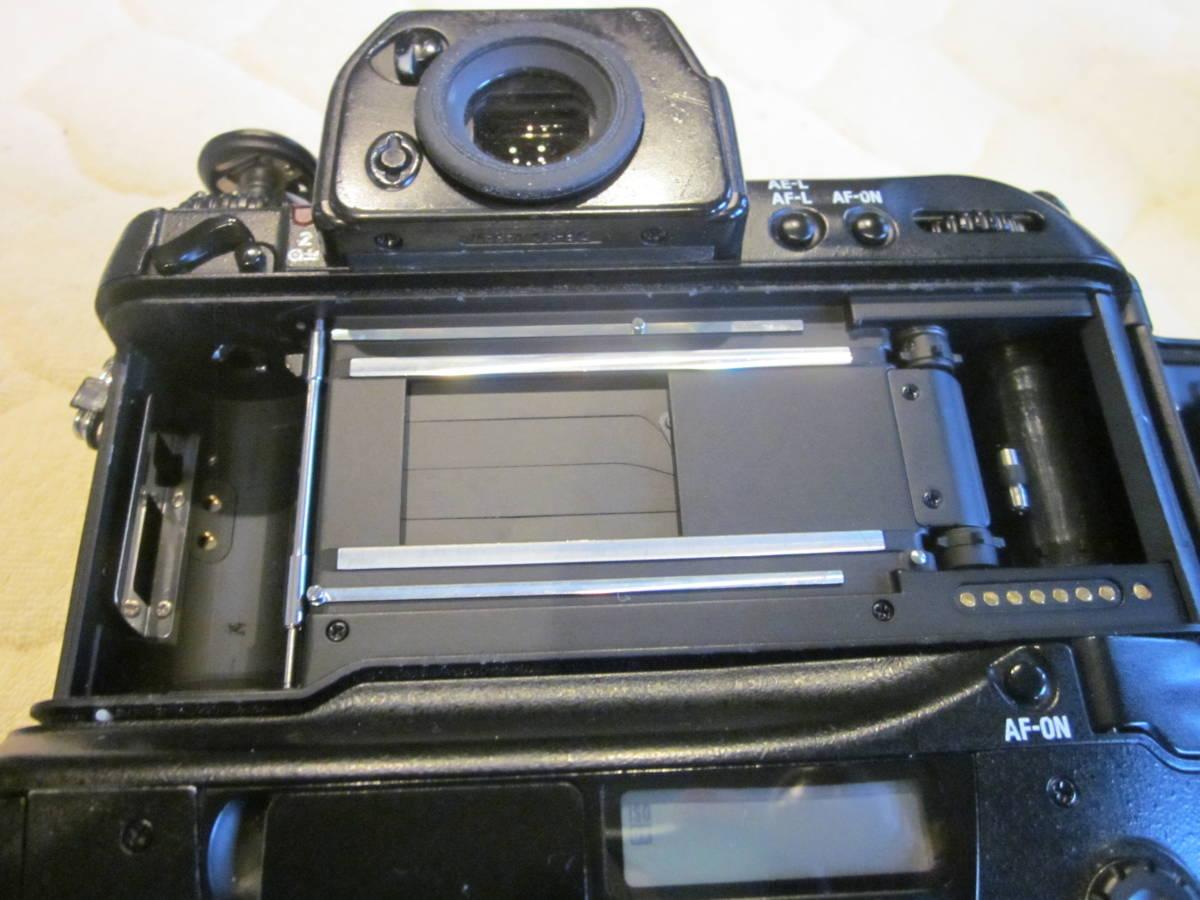 Nikon ニコン F5 + AF NIKKOR 80-200mm F2.8フィルムカメラ _画像5
